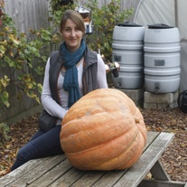 Pumpkin Atlantic Giant Seeds