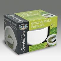 Garden Time Range - Grow Your Own Pesto Kit