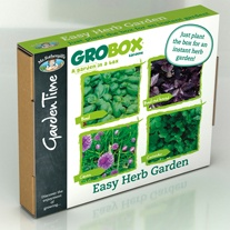 GroBox Gardens - Easy Herb Garden