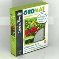 GroMat Gardens - Wildflower Style