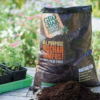 GroChar Carbon Gold All Purpose Compost
