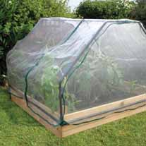 Square Netting Cover