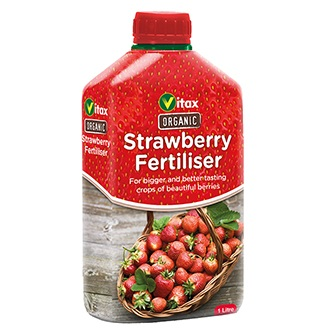 Liquid Strawberry Soil Fertiliser