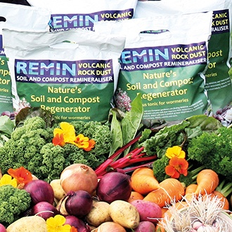 Remin Volcanic Rock Dust 20kg