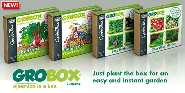 GroBox Gardens