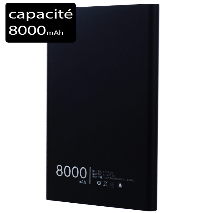batterie de secours slim noir 8000 mah pour microsoft lumia 950 xl ebay. Black Bedroom Furniture Sets. Home Design Ideas