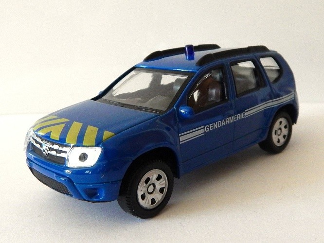 voiture miniature duster dacia gendarmerie ech 1 43 m tal mondo motors ebay. Black Bedroom Furniture Sets. Home Design Ideas