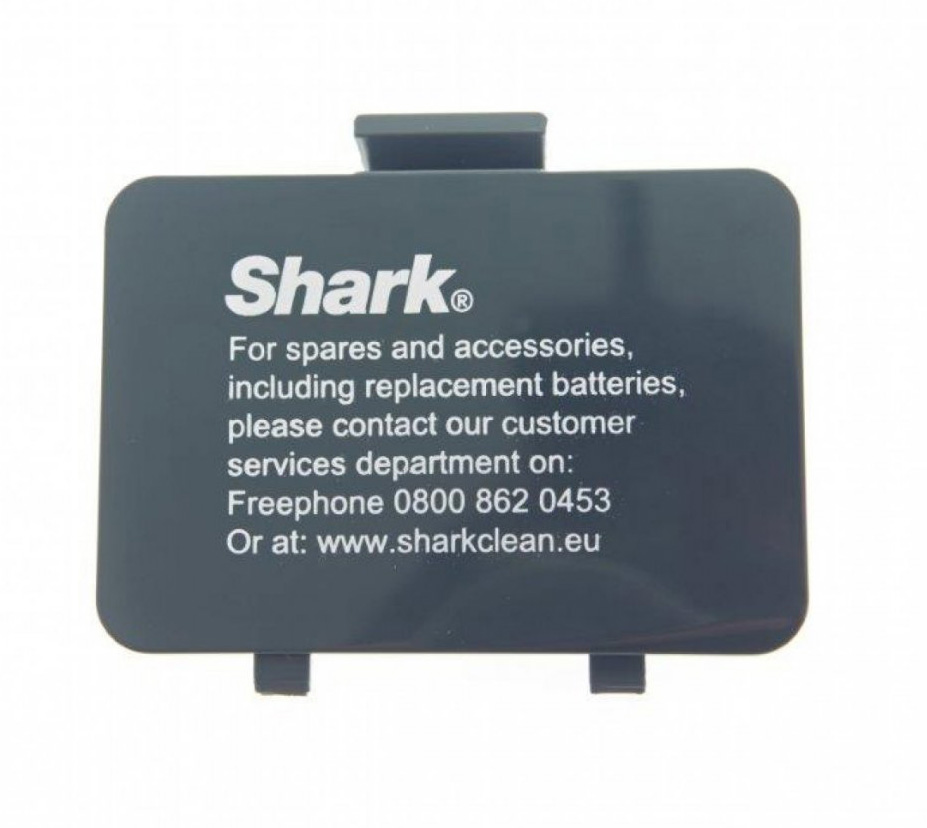 Shark Cordless 22W Two Speed Rechargeable Floor Sweeper Battery-Cover-for-V3800,-V3900