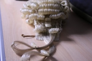 Barristers Wig & Gown - ShenSmith Barristers
