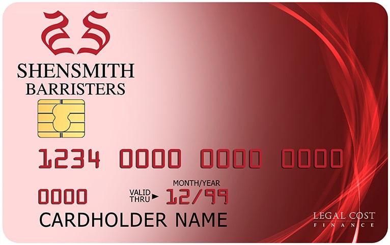 Shensmith Barristers - Litigation Financing