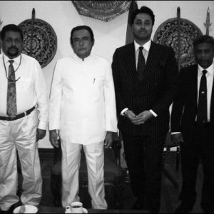 Minister of Sri Lanka