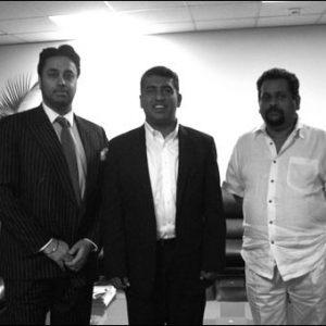 Trade Minister of Sri Lanka