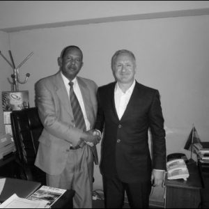 Ethiopian Investment Minister
