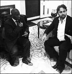 Finance Minister of Senegal