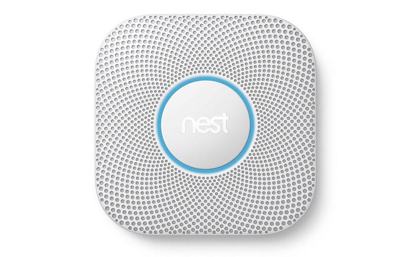 Nest Smart Smoke Alarm