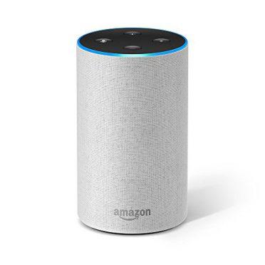 Allnew Amazon Echo 2nd generation Sandstone Fabric