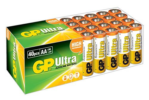 AA Batteries Party Pack 40