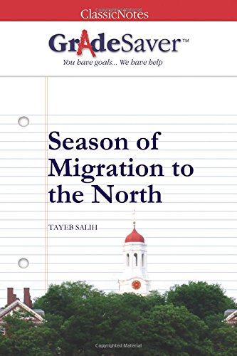 the effects of european education in season of migration to the north a novel by tayeb salih We can see just how gender roles affect individuals and their society through the novel season of migration to the north by author tayeb salih in this story salih displays the use of gender roles and their negative and inhibiting effect on an individual.