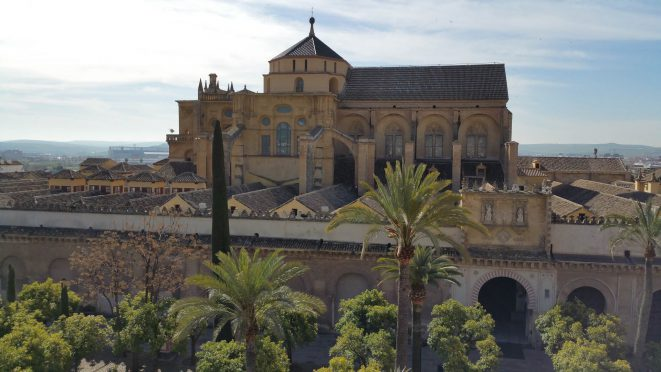 Mosque–Cathedral of Córdoba