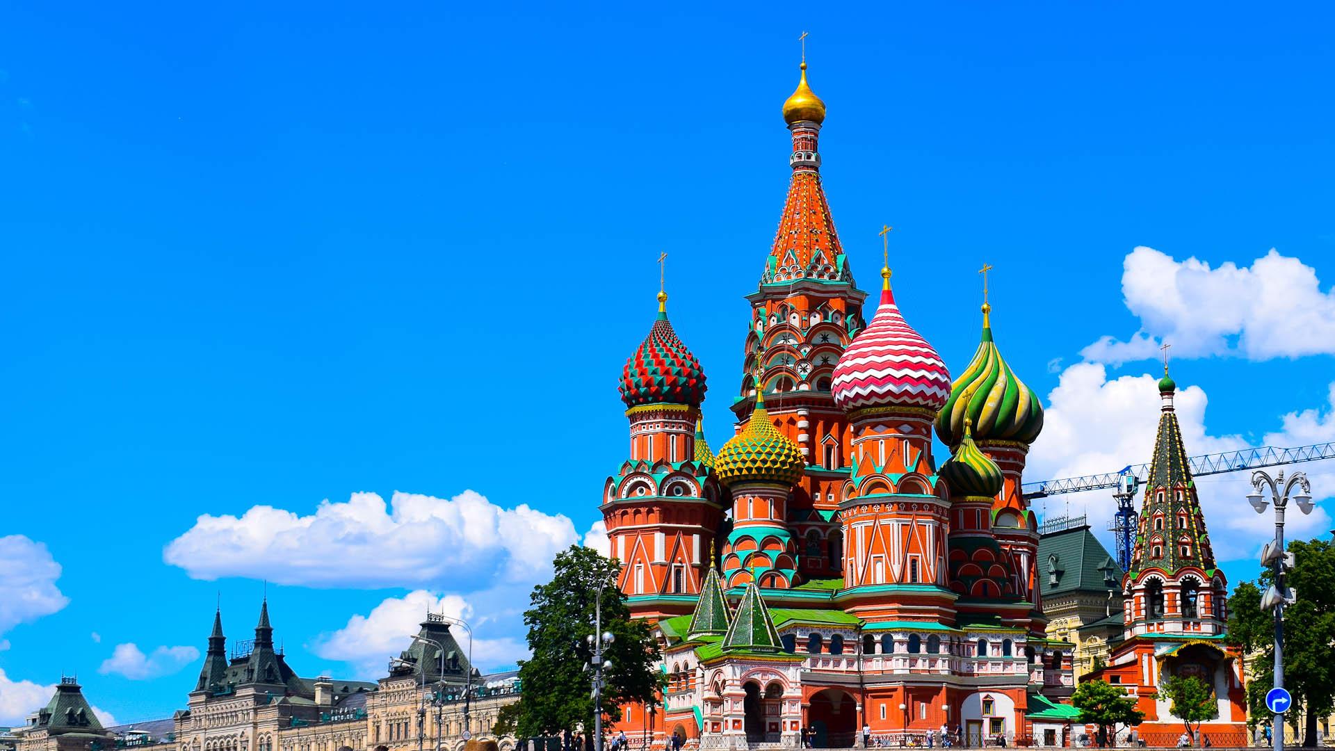 Saint Basil\u0027s Cathedral | World\u0027s Best Places