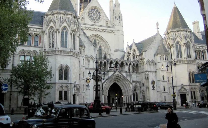Criminal courts in the UK