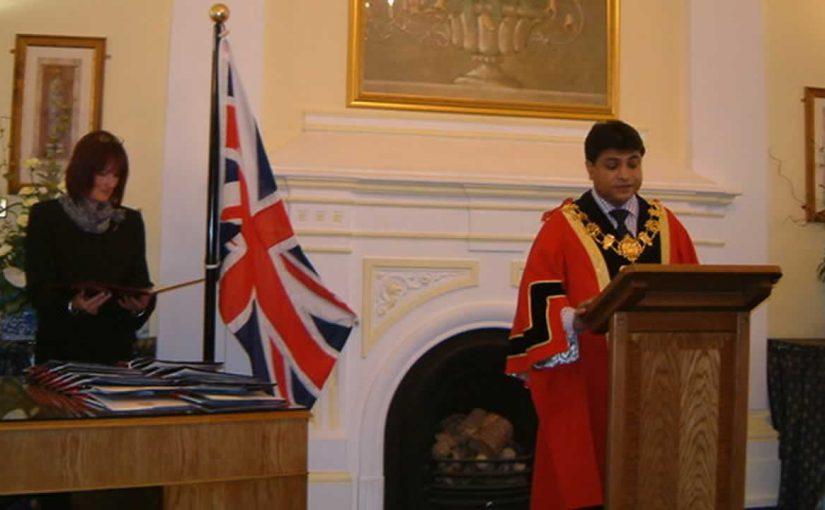 Britain Oath of allegiance