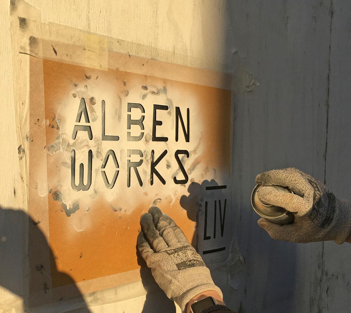 Alben-works 1
