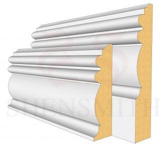 Winchester Profile Skirting Board