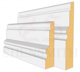 Warwick Profile Skirting Board