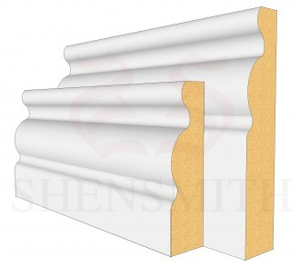 Regency Profile Skirting Board