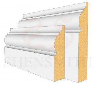 324 Profile Skirting Board
