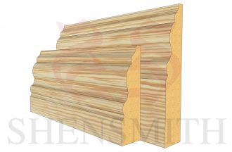 330 Pine Skirting Board