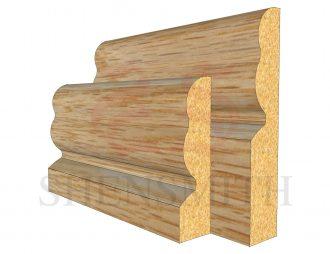 2513 Oak Skirting Board