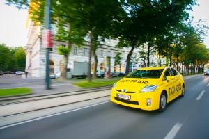 Nach dem Softlaunch im Herbst letzten Jahres startet Smart City Taxi nun im Frühling 2014 seine große PR-Offensive