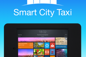 Das neue Smart City Taxi ist da!
