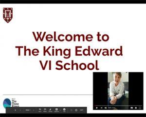 Y8 Year Leader Student Presentation