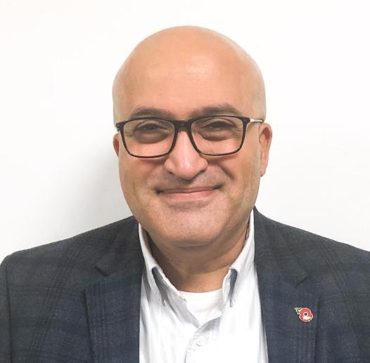 Harry Azima : Director St Chad's Academies Trust