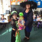 Year 2 Chocolate Raffle Winner