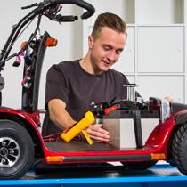 Scooter Electrique Qualite