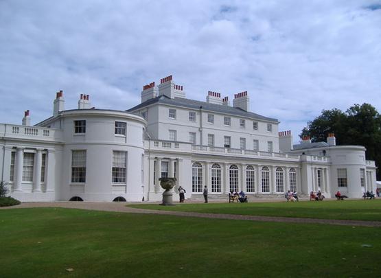 royal wedding mansion