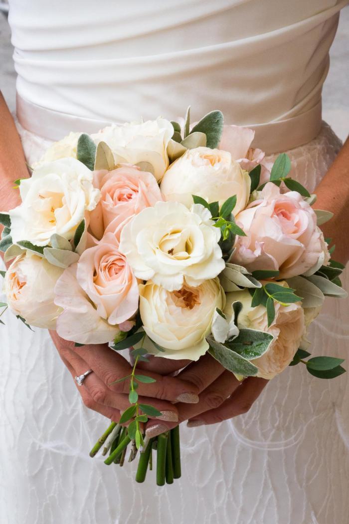 wedding flowers Hayfords & Rhodes