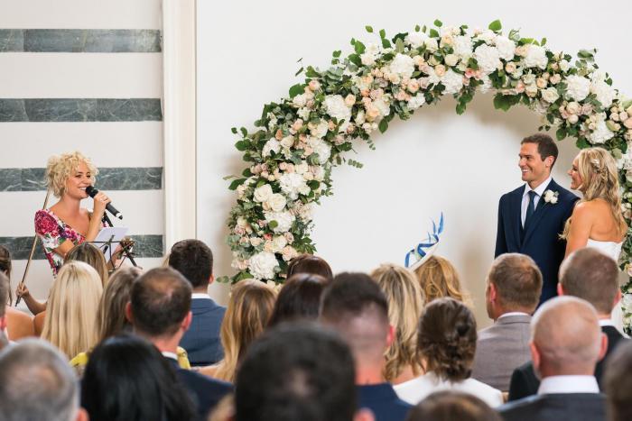 Rich Phillipps Sarah Lindsay Wedding