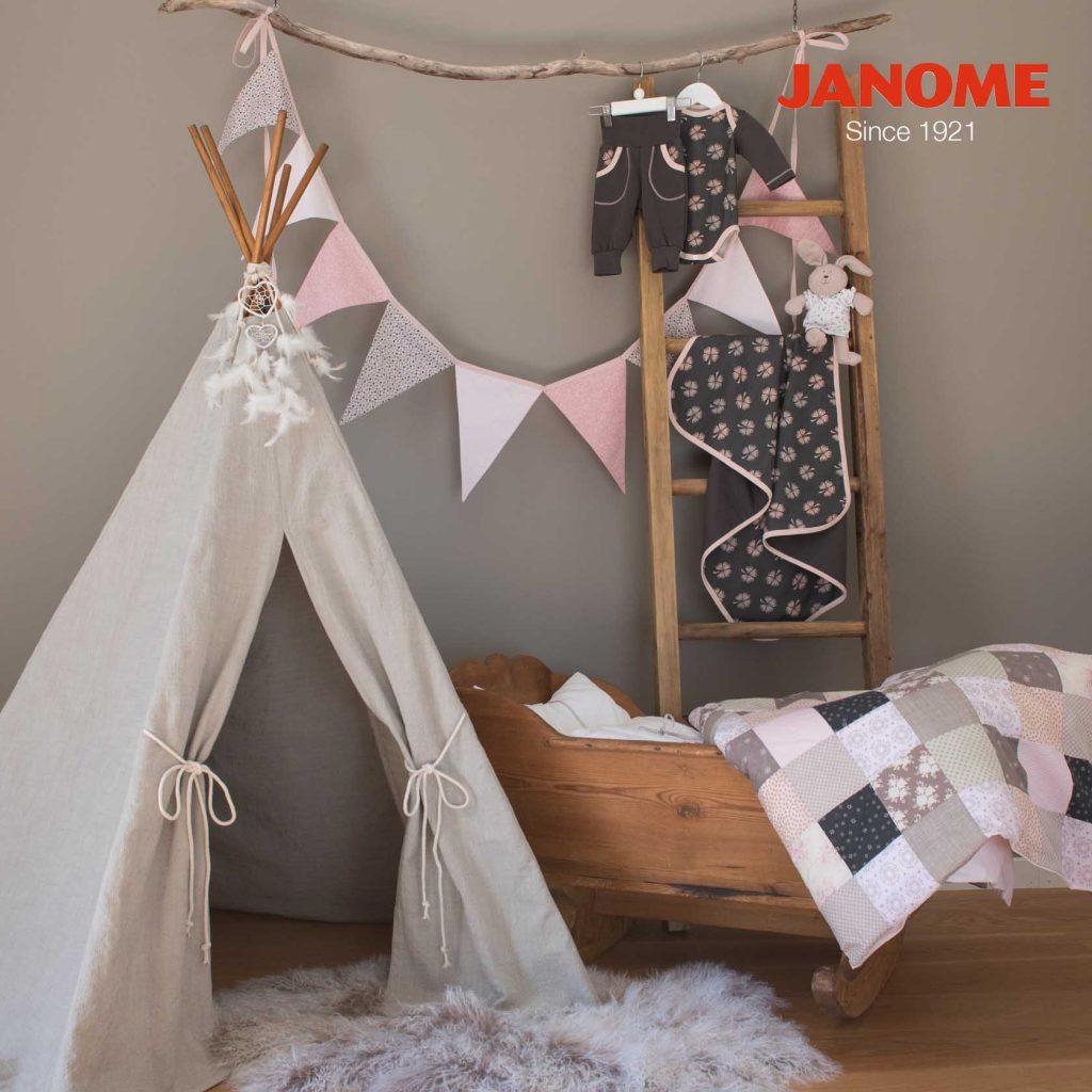 Janome finner du på Design By Me