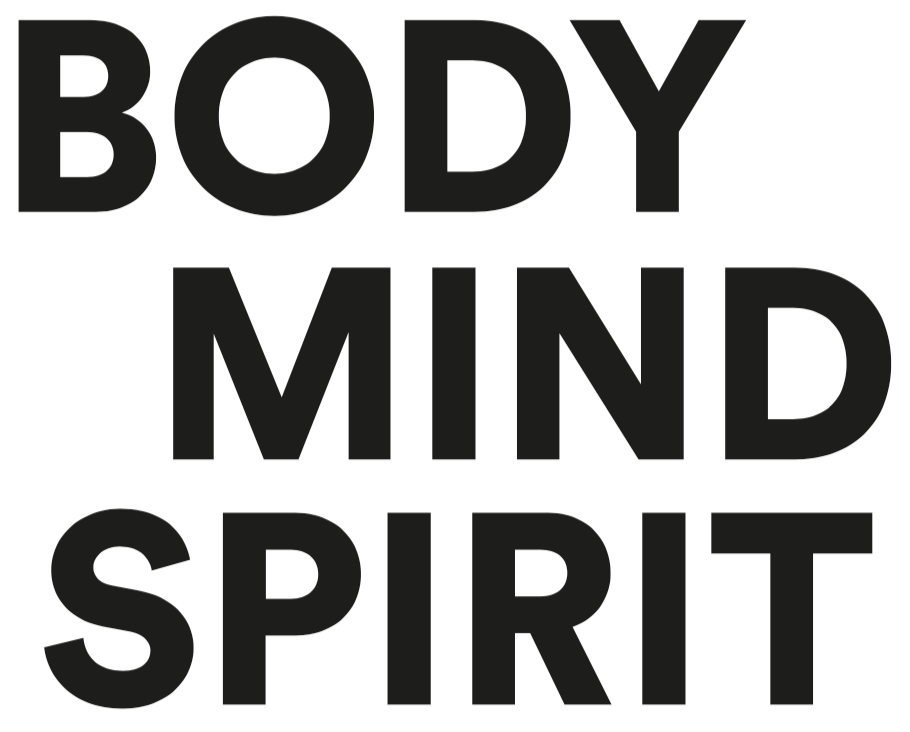 BODY MIND SPIRIT logo