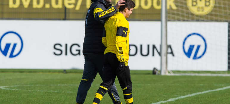 christian-pulisic-klopp
