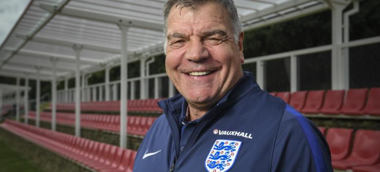 England Manager Sam Allardyce Pres Conference