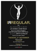 GRAYA103616 Alasdair Gray: 'Irregular. with Alasdair Gray', 2010