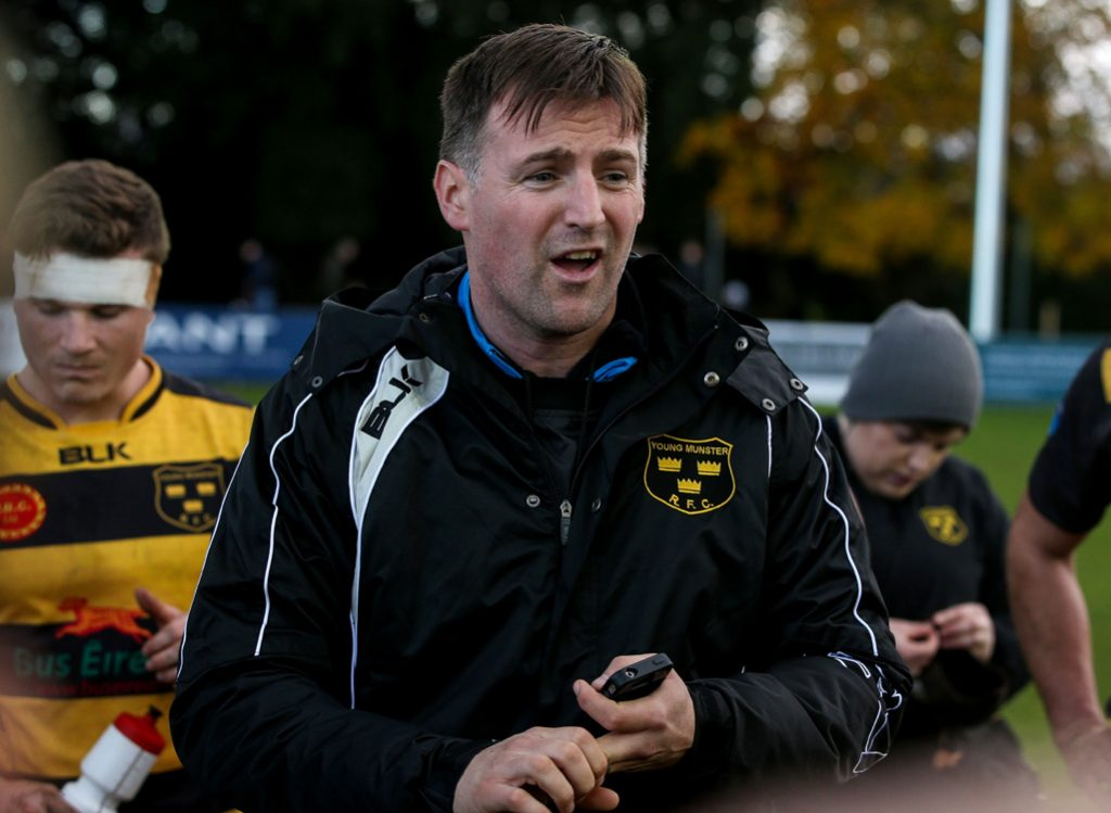 Young Munster Coach