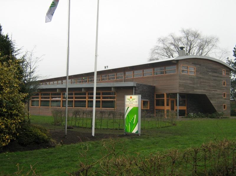 Bestemmingsplanwijziging Groenhorst College in Nijkerk: www.spaingenieurs.nl/referenties/uitbreiding-groenhorst-college
