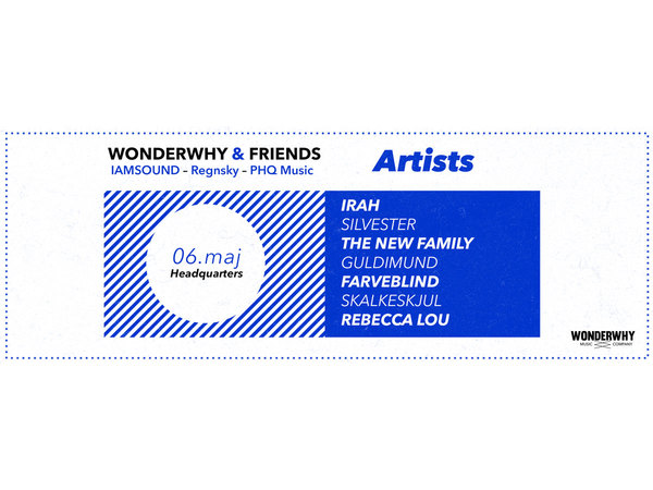Wonderwhy & Friends Dayparty